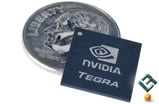 NVIDIA Tegra 650 Processor Announced – Ready To Battle x86 CPUs?
