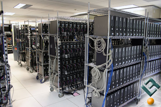 Centaur Technology Data Center Servers