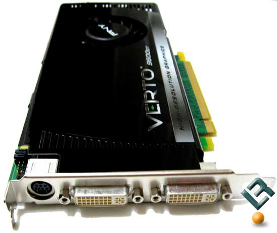 PNY Verto 9600 GT Graphics Card