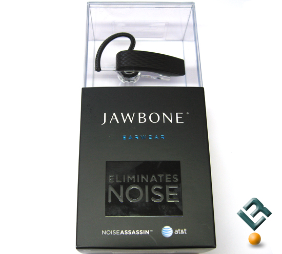 Jawbone with Noise Assassin