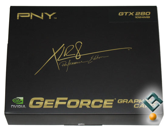 PNY GeForce GTX 280 Retail Box