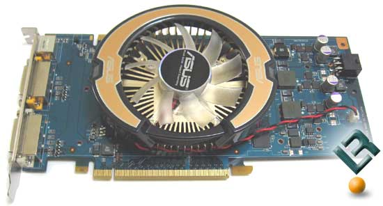 ASUS EN9600GT TOP Video Card Review