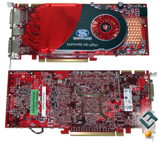 Sapphire Radeon HD 4850 Graphics Cards