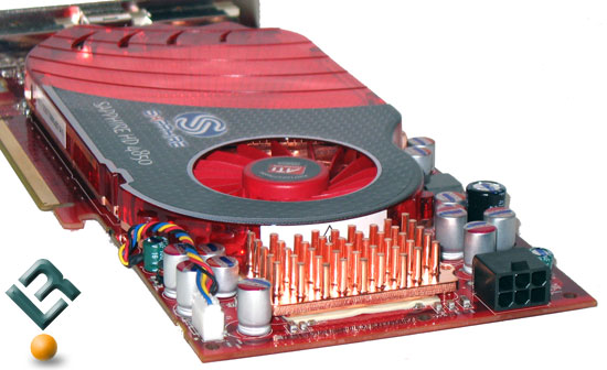 Sapphire Radeon HD 4850 Graphics Card 6-pin Power