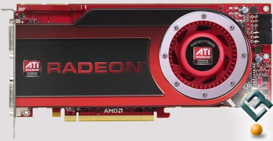 ATI Radeon HD 4870 Video Card