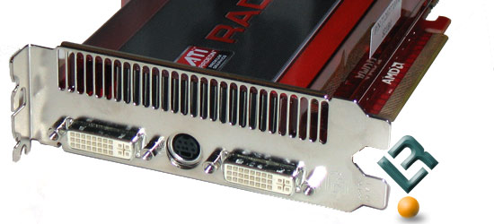 HIS Radeon HD 4870 Graphics Card DVI