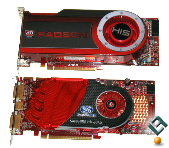 ATI Radeon HD 4850 and 4870 Video Cards