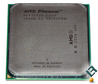 AMD Phenom X4 9350e Processor Stepping B3