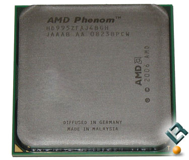 AMD Phenom X4 9950 and 9350e Quad-Core Processor Review