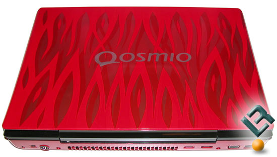 Toshiba Qosmio x305 notebook