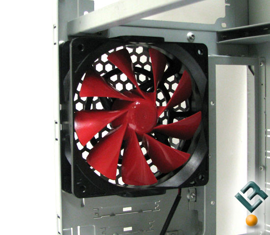 Thermaltake Armor +MX Rear Exhaust fan