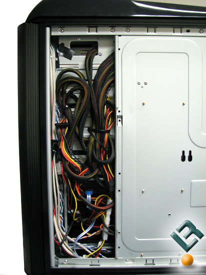 Thermaltake Armor +MX Cabling concerns