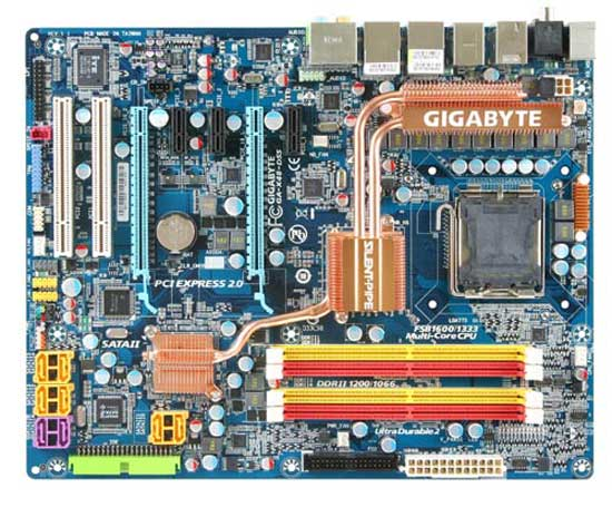 Gigabyte X48-DS5 Motherboard Review