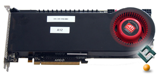 ATI Radeon HD 4870 X2 Graphics Card