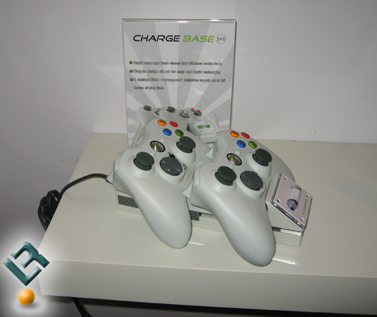 Nyko's Charging Station for XBox 360