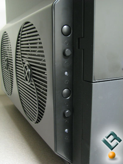 Tagan Aplus CS-Monolize Side Fan Controls
