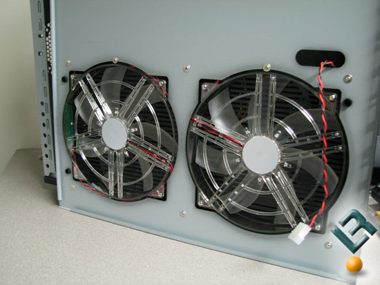 Tagan Aplus CS-Monolize Side panel fans