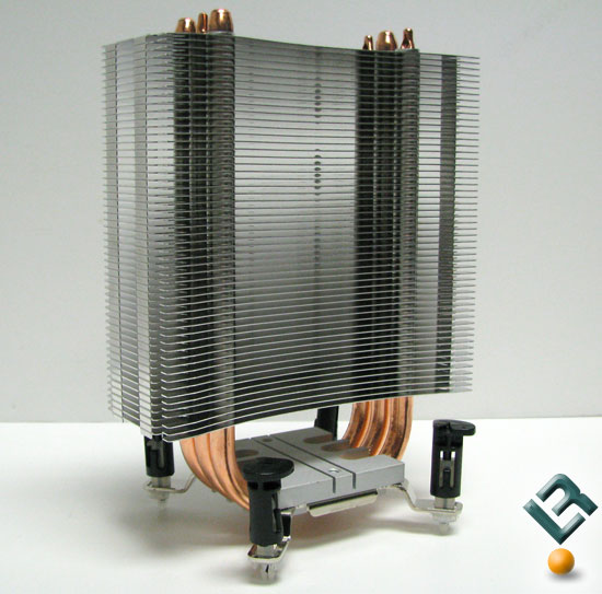 The Xigmatek HDT-S1283 CPU Cooler Review