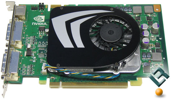 NVIDIA GeForce 9500 GT Video Card Front