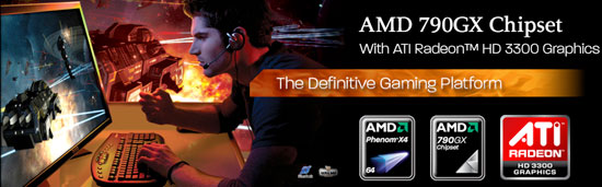 A Closer Look At AMD 790GX Gaming