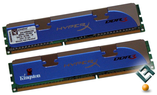 Kingston HyperX 1800MHz DDR3 Memory Kit