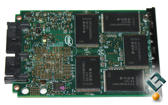 Intel X18-M Solid State Drive