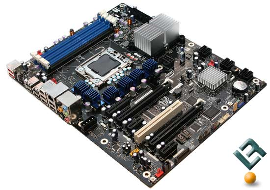 Intel DX58SO 'Smackover' Motherboard Does Triple-Channel Memory