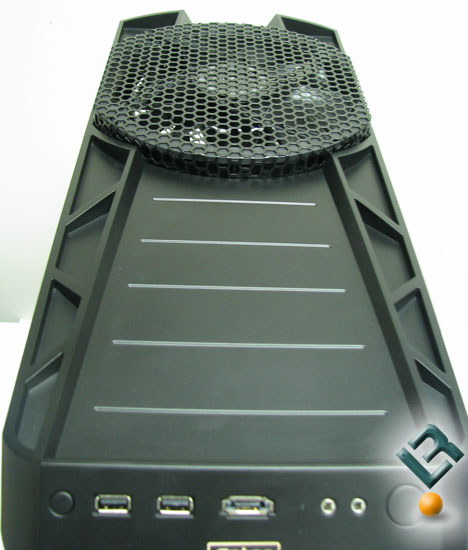 Top of the Antec Twelve Hundred
