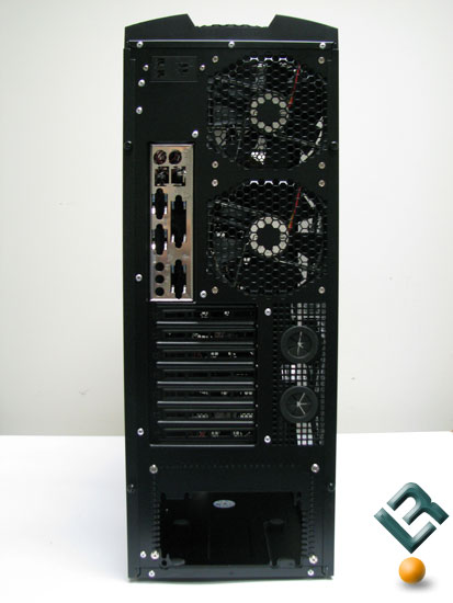 Back of the Antec Twelve Hundred