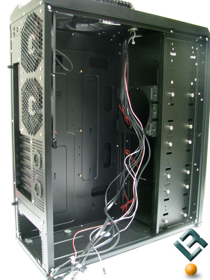 Inside the Antec Twelve Hundred