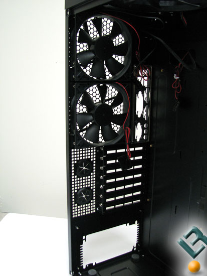 Rear fans of Antec Twelve Hundred