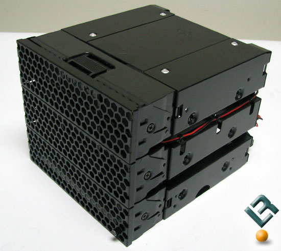 Antec Twelve Hundred Hard Drive Cage
