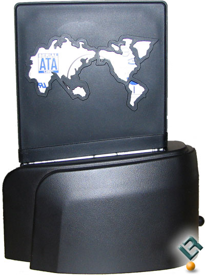 "iStarUSA HDD Docking Station with 3.5"" drive"