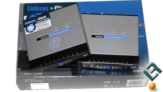 Linksys SD2008 Gigabit Switch Problems With Heat