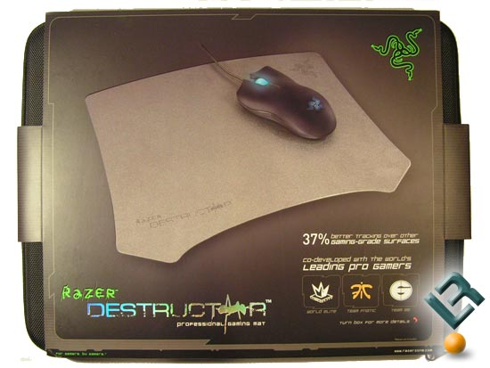 Razer Destructor Pro Mouse Pad Review