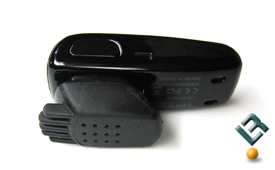 Tritton AX Micro Headset Side View