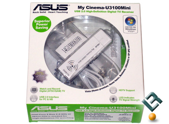 ASUS My Cinema