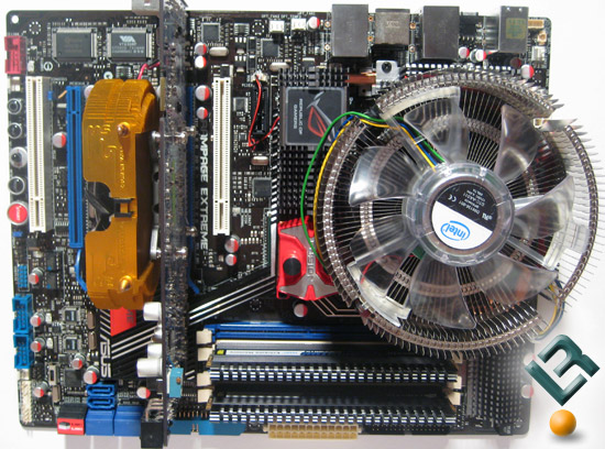 Asus X48 Rampage Extreme Motherboard Review
