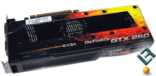EVGA GeForce GTX 260 Core 216 SuperClocked Edition Graphics Card