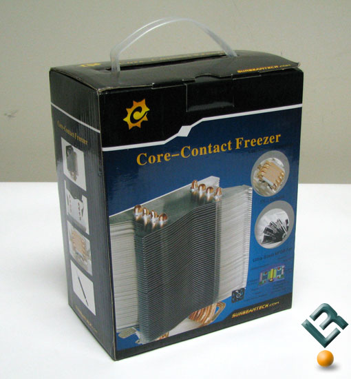 Sunbeamtech Core-Contact Freezer Box Art