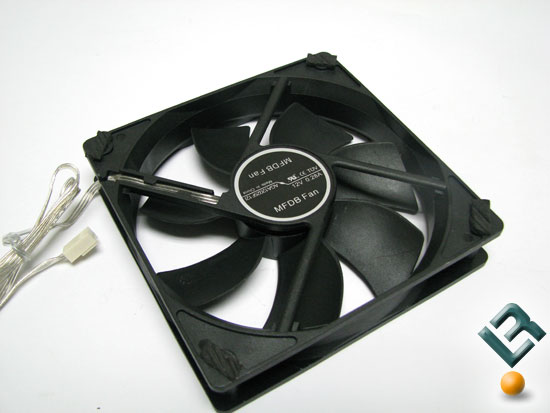 Sunbeamtech Core-Contact Freezer Fan