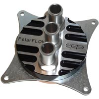 PolarFLO TT Series CPU water block