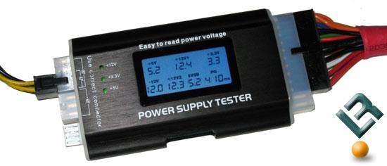 Power Supply Tester : Rexus pst pin power supply tester legit reviewsa