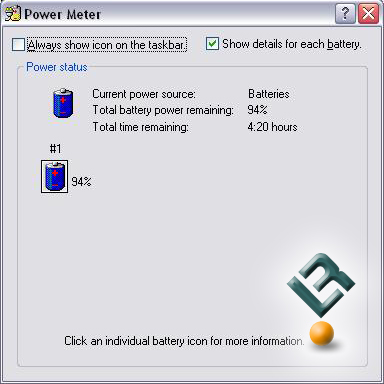 Asus EEE PC 1000HA Battery Life