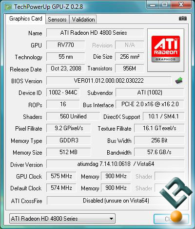 AMD Radeon HD 4830 Graphics Card Follow-Up