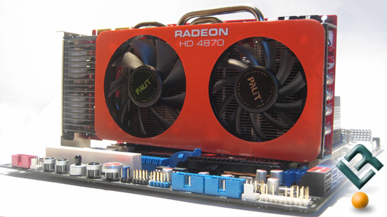 Palit Radeon HD 4870 Sonic Dual Edition 512MB Review