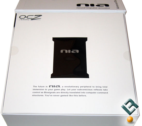 OCZ NIA Retail Box Inside