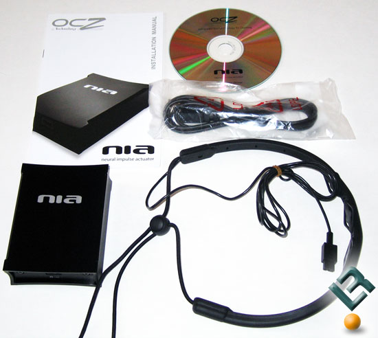 OCZ NIA Retail Bundle