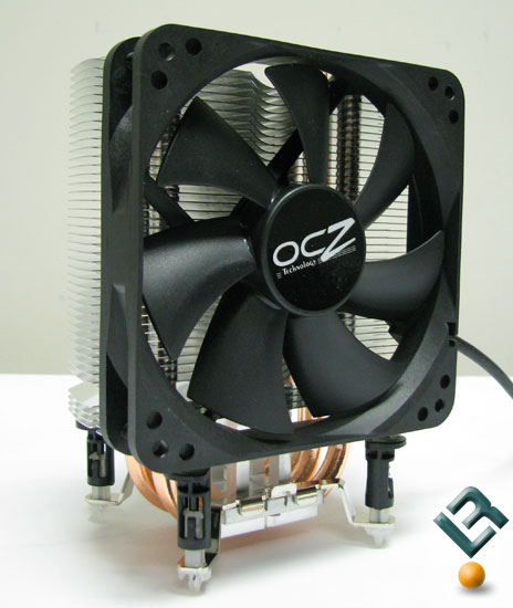 OCZ Gladiator Max HDT CPU Cooler Review