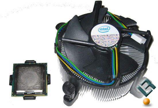 Intel Core i7 Retail Heatsink